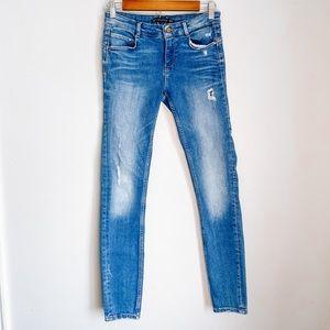 Zara Trafaluc Denimwear Embrace Skinny Jeans